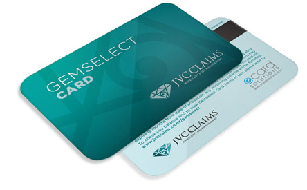 Gemselect Card